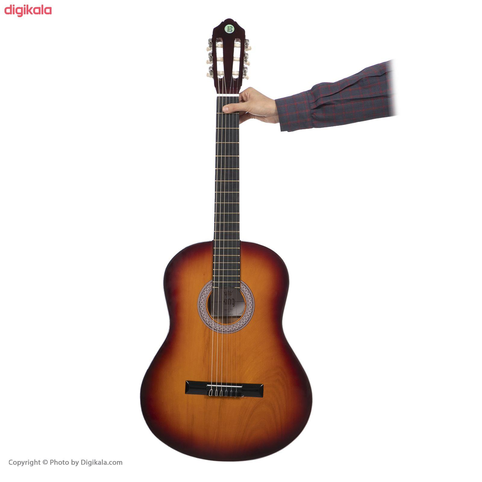 گیتار کلاسیک کینگ مدل K1-01 main 1 3