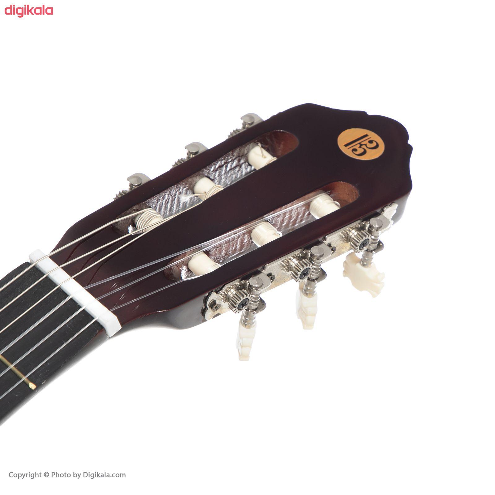 گیتار کلاسیک کینگ مدل K1-01 main 1 1