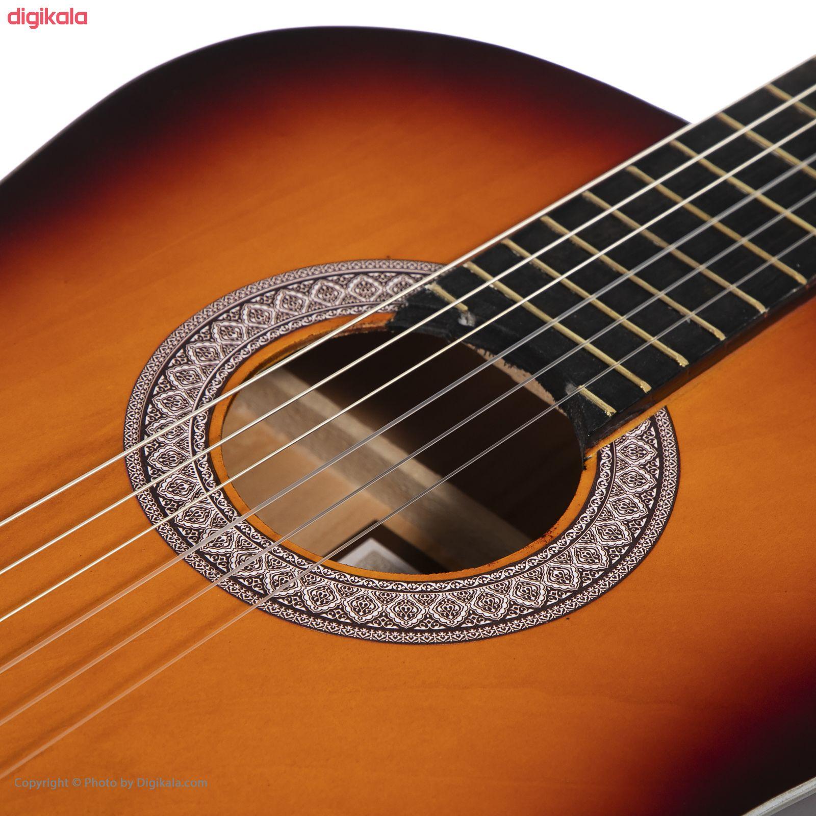 گیتار کلاسیک کینگ مدل K1-01 main 1 7