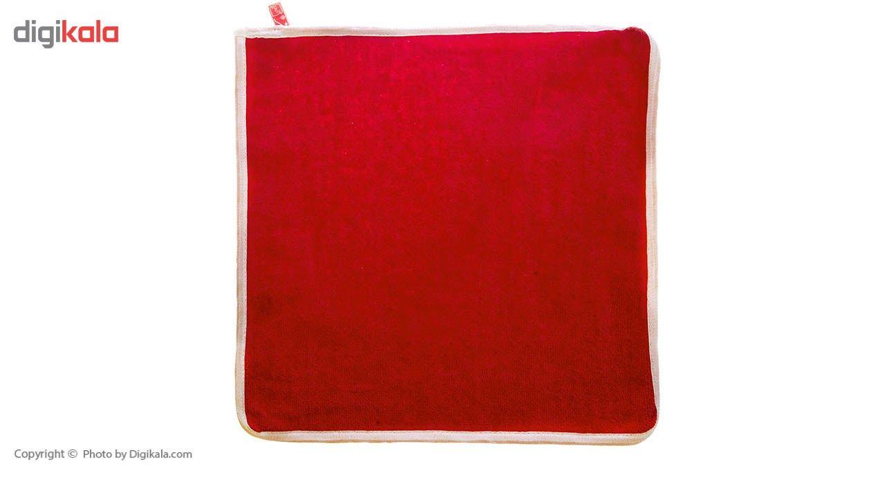 حوله دستی حوله هنر کد 015 سایز 25 × 25 سانتی متر main 1 3