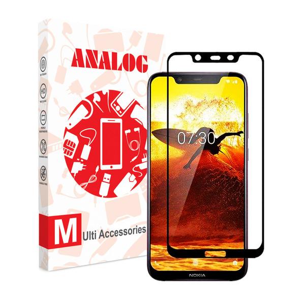 محافظ صفحه نمایش آنالوگ مدل GLS مناسب برای گوشی موبایل نوکیا X7