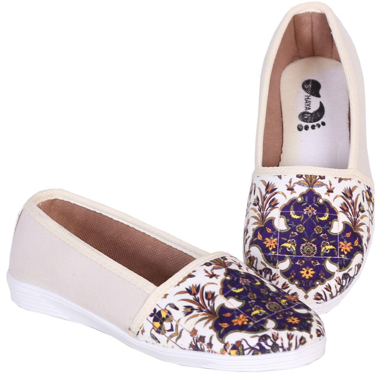 ست کیف و کفش زنانه طرح کاشی کد sg810 main 1 2