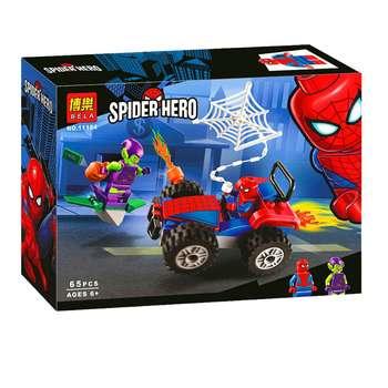 ساختنی بلا مدل Spider Hero کد 11184