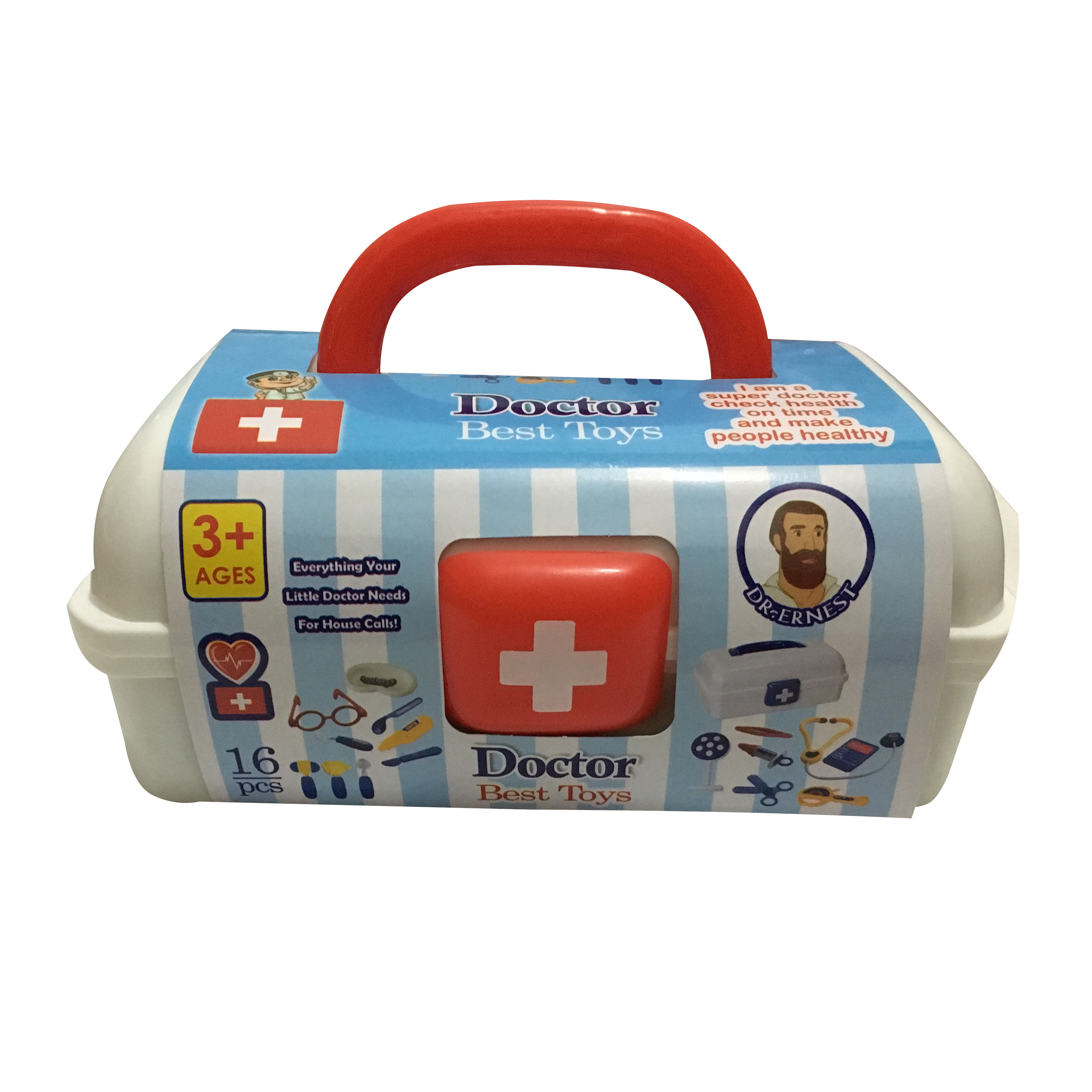 خرید                     اسباب بازی ابزار پزشکی کد 02