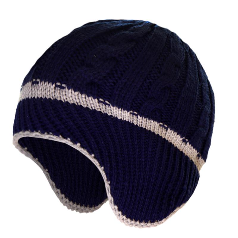 کلاه بافتنی بچگانه کد N02022