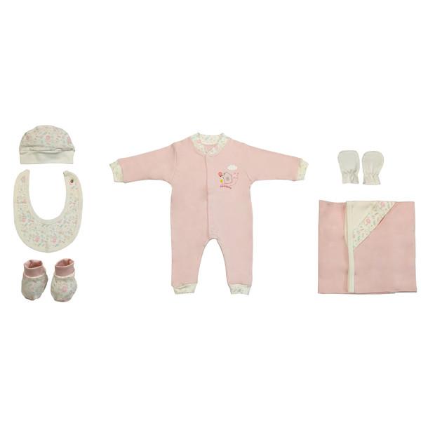 ست 7 تکه لباس نوزادی مادرکر کد 540