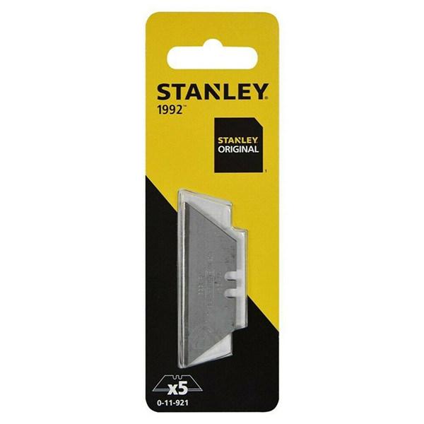 تیغه کاتر استنلی مدل 921-11-0 بسته 5 عددی