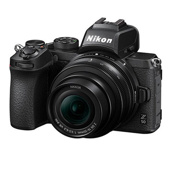 دوربین دیجیتال بدون آینه نیکون مدل Z50 به همراه لنز 50-16 میلی متر