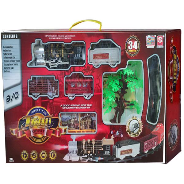قطار اسباب بازی کنترلی کد 3053