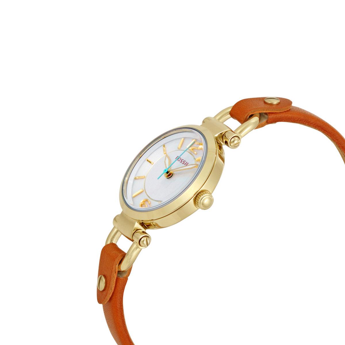 ساعت مچی عقربه ای زنانه فسیل مدل ES4000              ارزان
