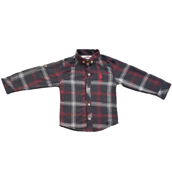 پیراهن پسرانه کد V123