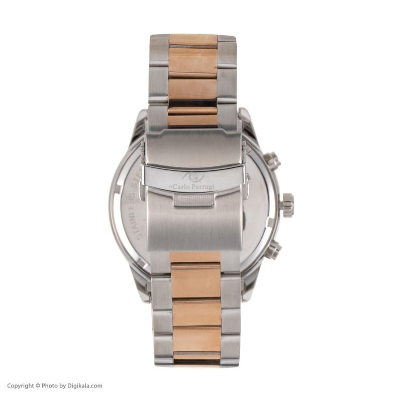 ساعت مچی عقربه ای مردانه کارلو پروجی مدل 4017
