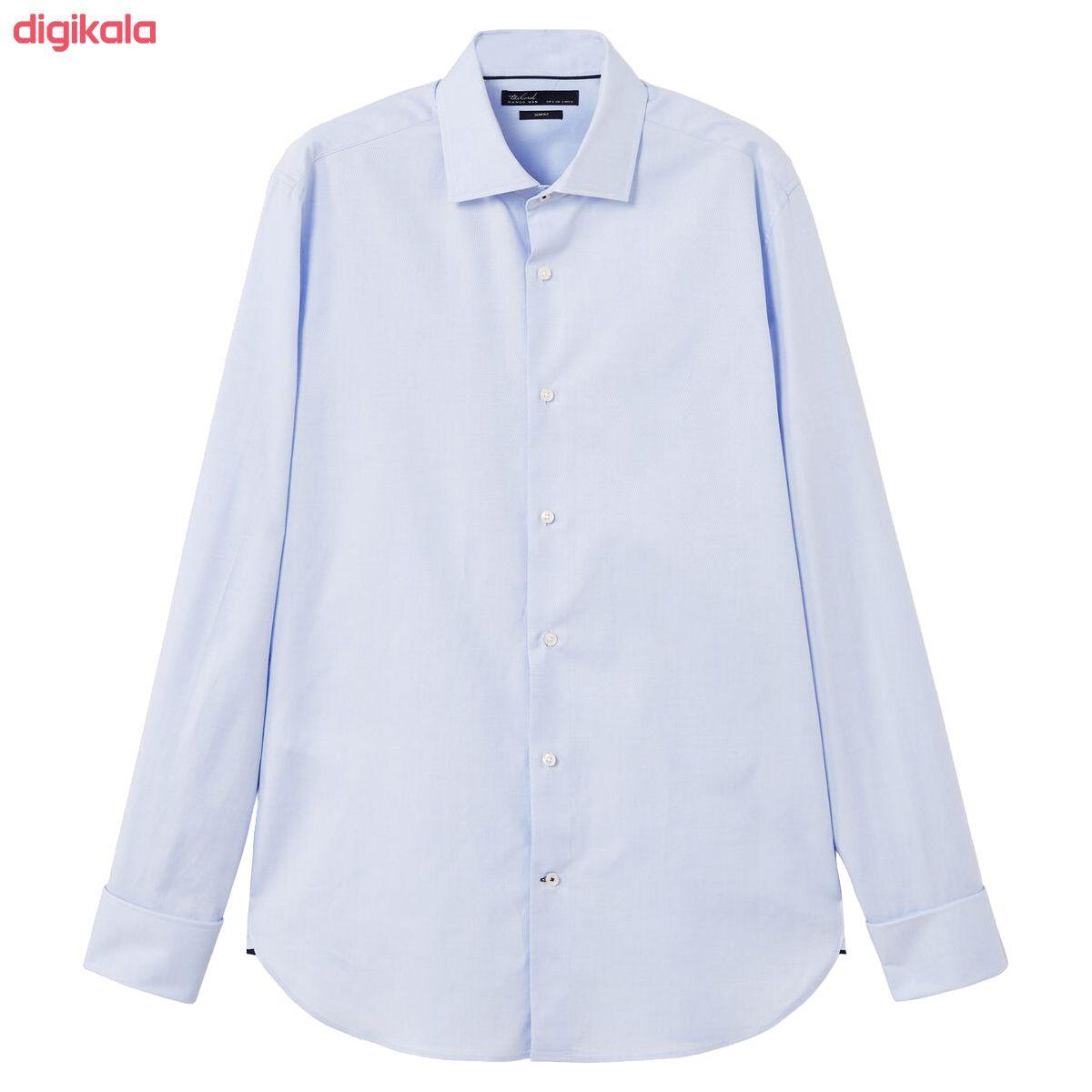 پیراهن مردانه مانگو مدل 660 main 1 1
