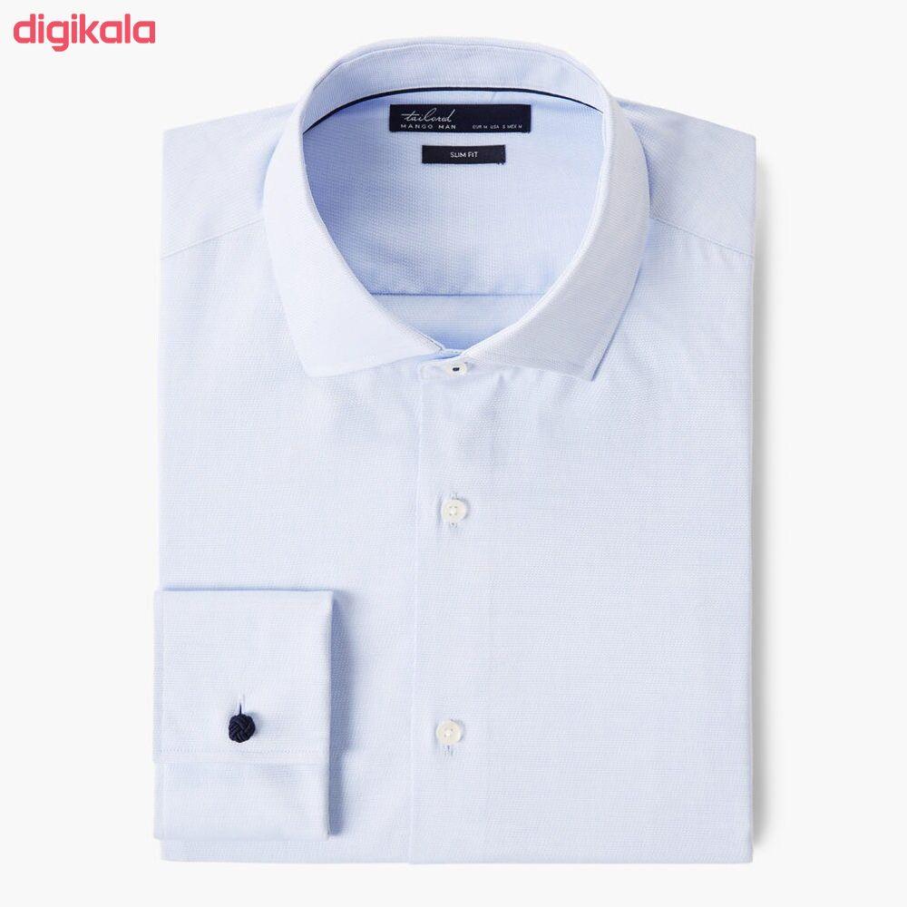 پیراهن مردانه مانگو مدل 660 main 1 6