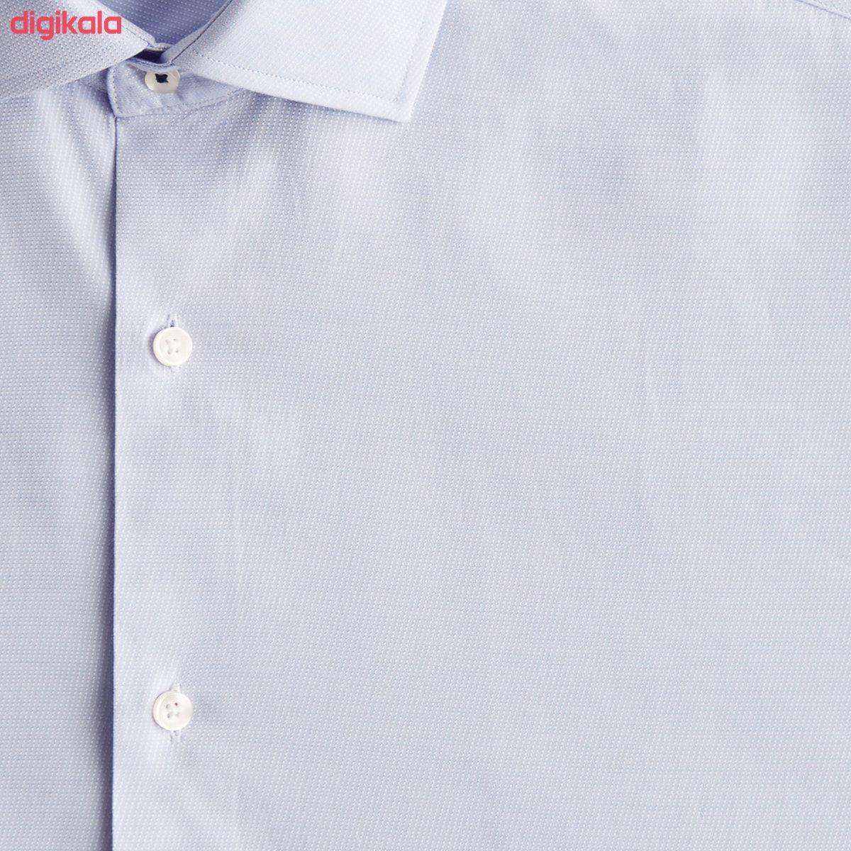 پیراهن مردانه مانگو مدل 660 main 1 8