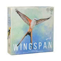 بازی فکری مدل Wingspan
