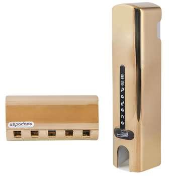 دستگاه خمیر دندان اتوماتیک اسپادانا به همراه جا مسواکی کد 99