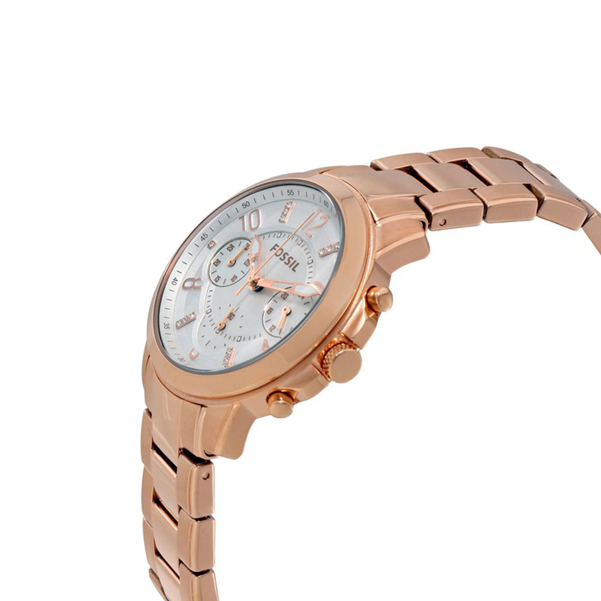 ساعت مچی عقربه ای زنانه فسیل مدل ES4035              ارزان