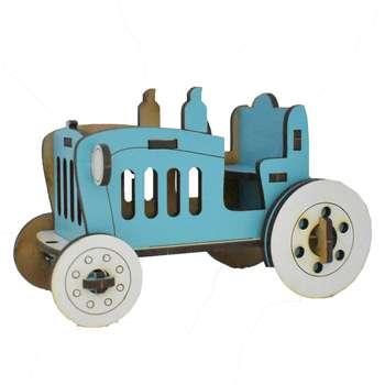 ماکت دکوری طرح ماشین تراکتور