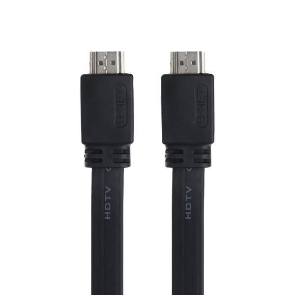 کابل HDMI بی-نت مدل Plat-3D طول 15 متر
