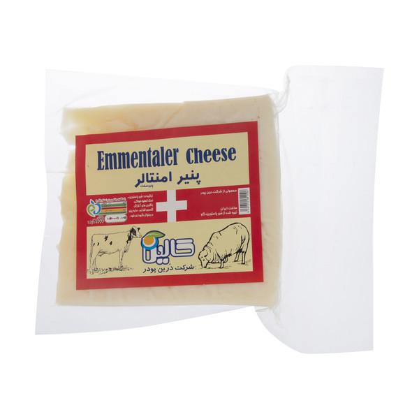 پنیر امنتالر طبیعی کالین مقدار 350 گرم