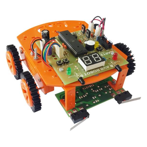 کیت آموزشی ساخت ربات نوآوران الکترونیک مدل AVR