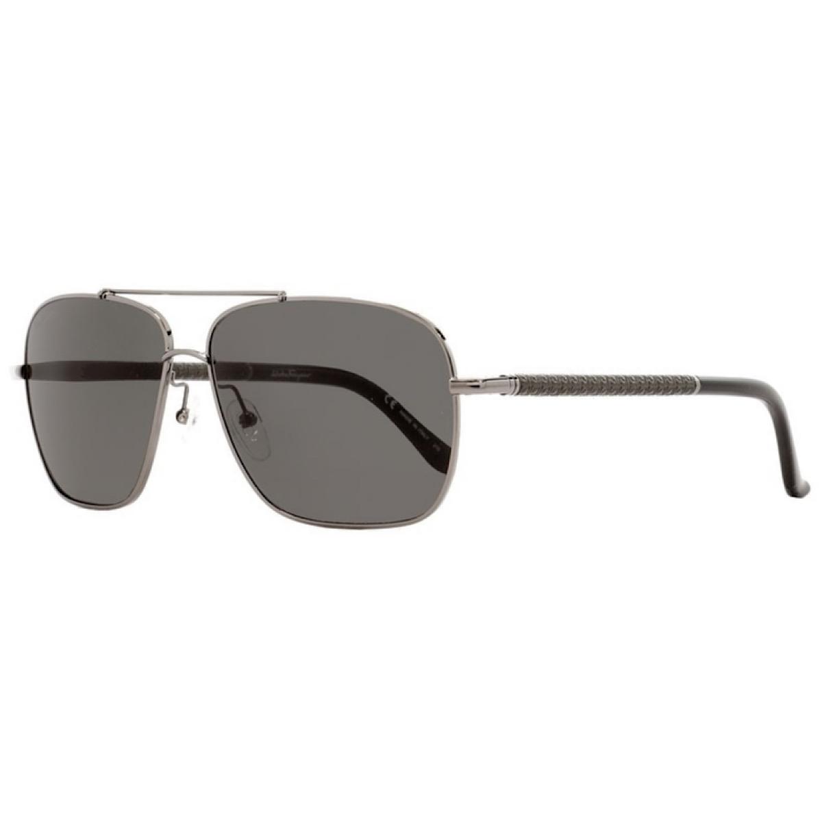 عینک آفتابی مردانه سالواتوره فراگامو مدل SF145S -  - 1