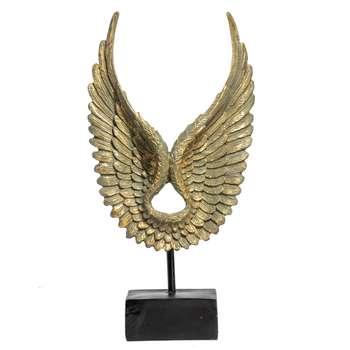دکوری طرح بال فرشته مدل A122