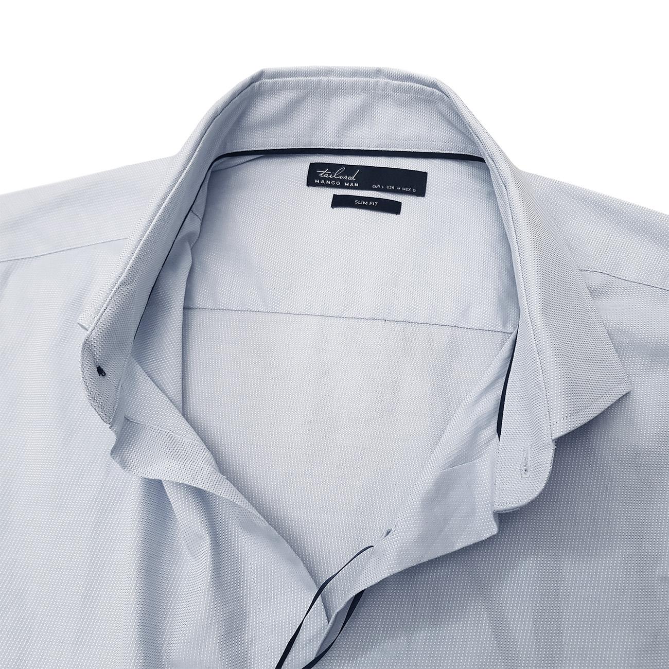 پیراهن مردانه مانگو مدل 660 main 1 11