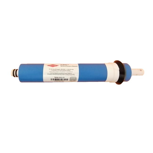 فیلتر دستگاه تصفیه کننده آب فیلمتک مدل TW30-1812-75