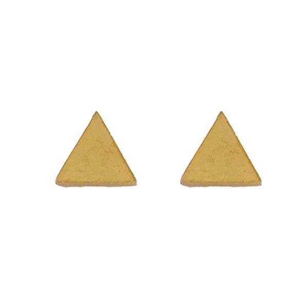 گوشواره زنانه طرح مثلث