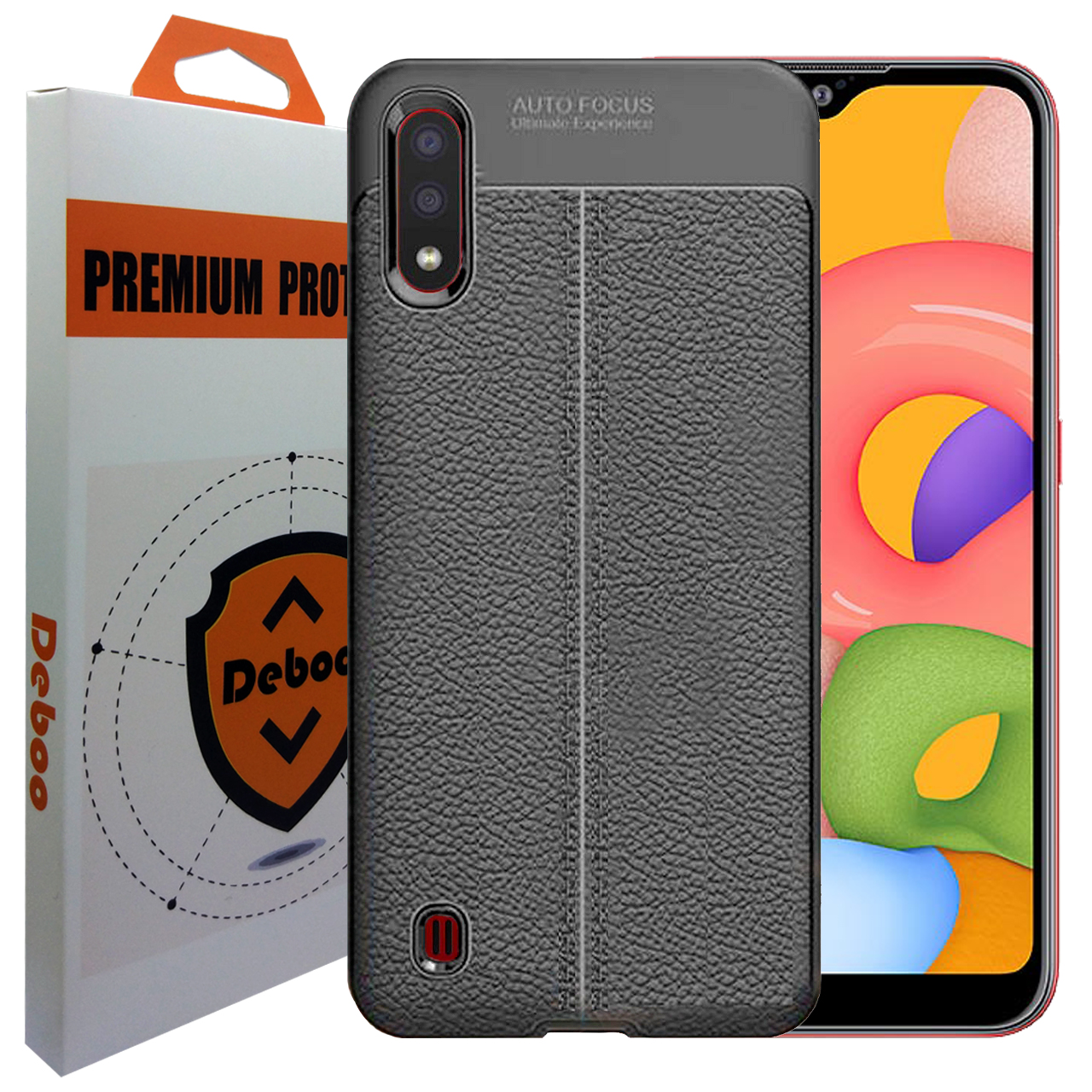 کاور دبو مدل RAFS مناسب برای گوشی موبایل سامسونگ Galaxy A01              ( قیمت و خرید)