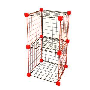قفسه فلزی مدل NP_2F