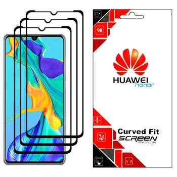 محافظ صفحه نمایش مدل GHF مناسب برای گوشی موبایل هوآوی P30 بسته 3 عددی