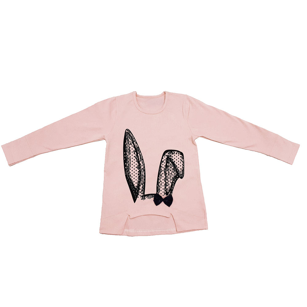 ست تی شرت و دامن دخترانه کد MN11 -  - 1