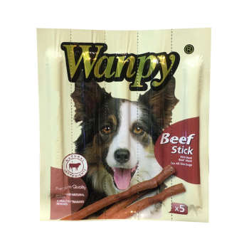 غذای تشویقی سگ ونپی مدل Beef Stick وزن 50 گرم