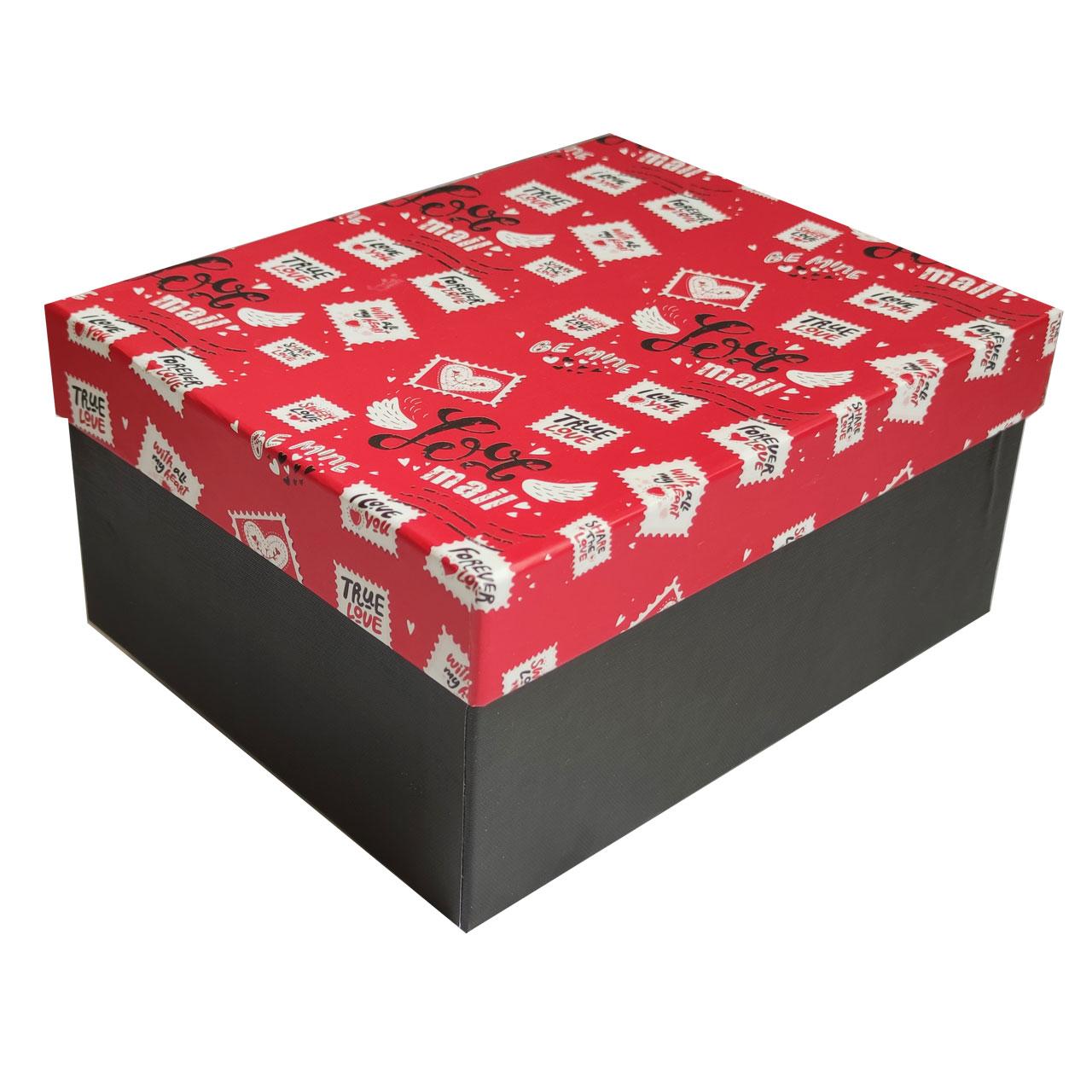 خرید                      جعبه هدیه طرح True Love کد 6