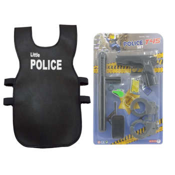 ست اسباب بازی طرح پلیس مدل G103