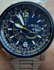 ساعت مچی عقربه ای مردانه سیتی زن مدل BJ7006-56L -  - 2