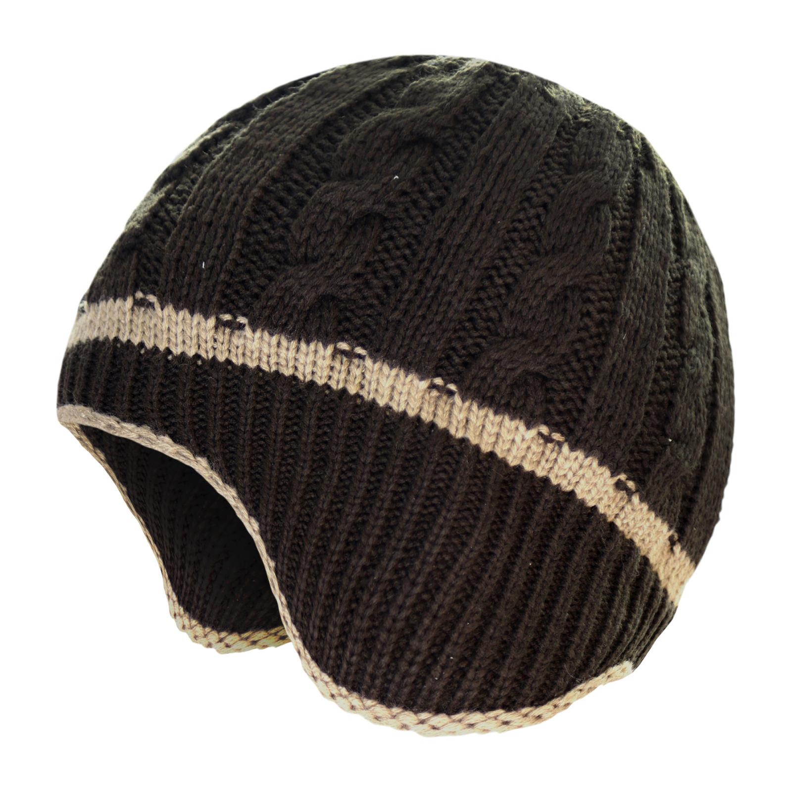 کلاه بافتنی بچگانه کد N02024 -  - 1