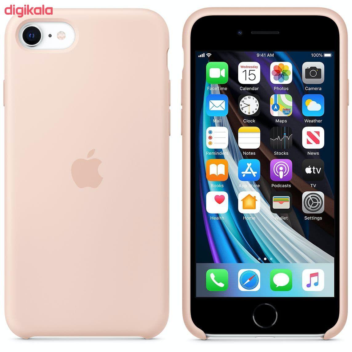 کاور مدل Silic مناسب برای گوشی موبایل اپل Iphone se 2020 main 1 1