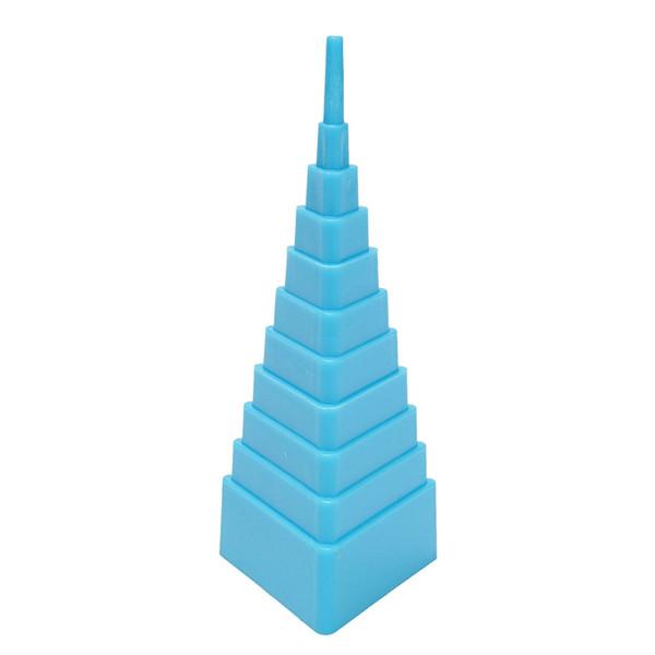 هرم ملیله کاغذی مدل مثلث کد TB1