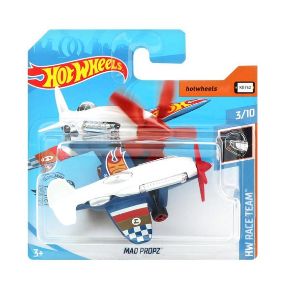 هواپیما بازی هات ویلز مدل MAD PROPZ