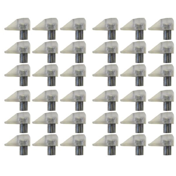 نگهدارنده طبقه کابینت مدل AM2 مجموعه 24 عددی