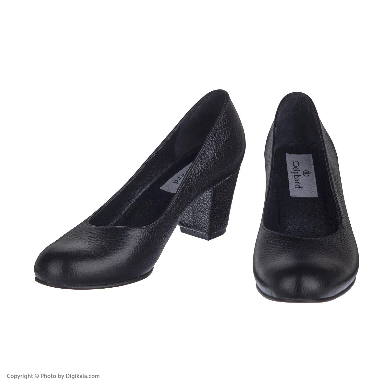 کفش زنانه دلفارد مدل 6394A500101 -  - 4