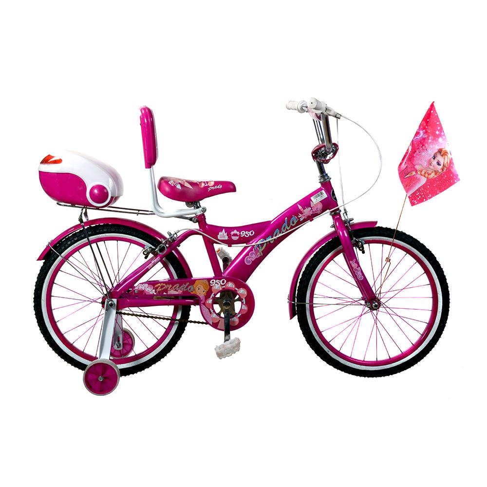 دوچرخه BMX پرادا مدل 001 سایز 20
