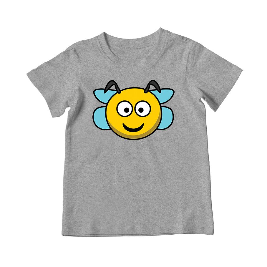 تیشرت بچگانه طرح زنبور کد B009