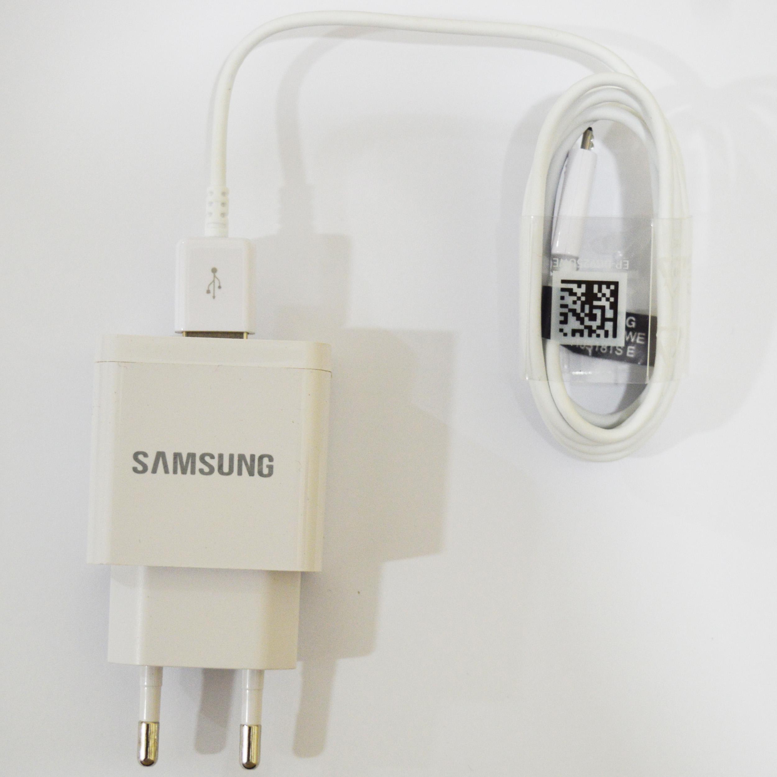 شارژر دیواری سامسونگ مدل 800EWE به همراه کابل تبدیل microUSB main 1 3