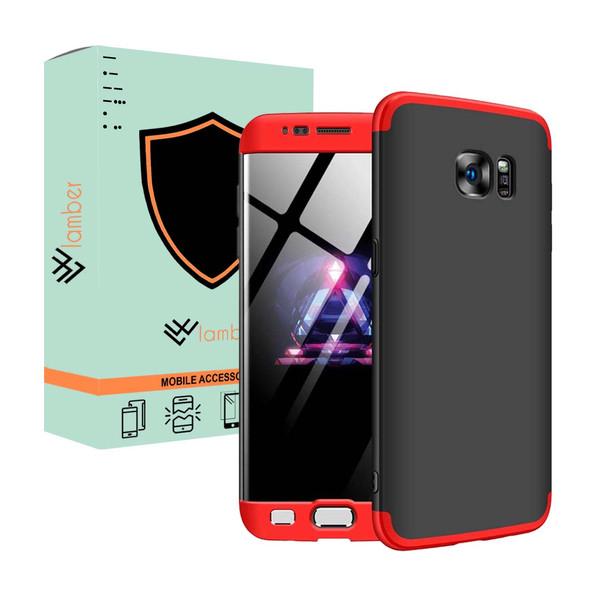 کاور 360 درجه لمبر مدل LAMGK-1 مناسب برای گوشی موبایل سامسونگ Galaxy S7 Edge