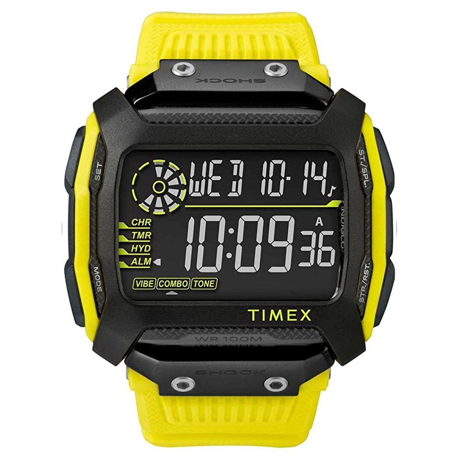 ساعت مچی دیجیتال تایمکس مدل TW5M18500 -  - 2